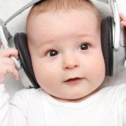 De gehoortest bij baby's