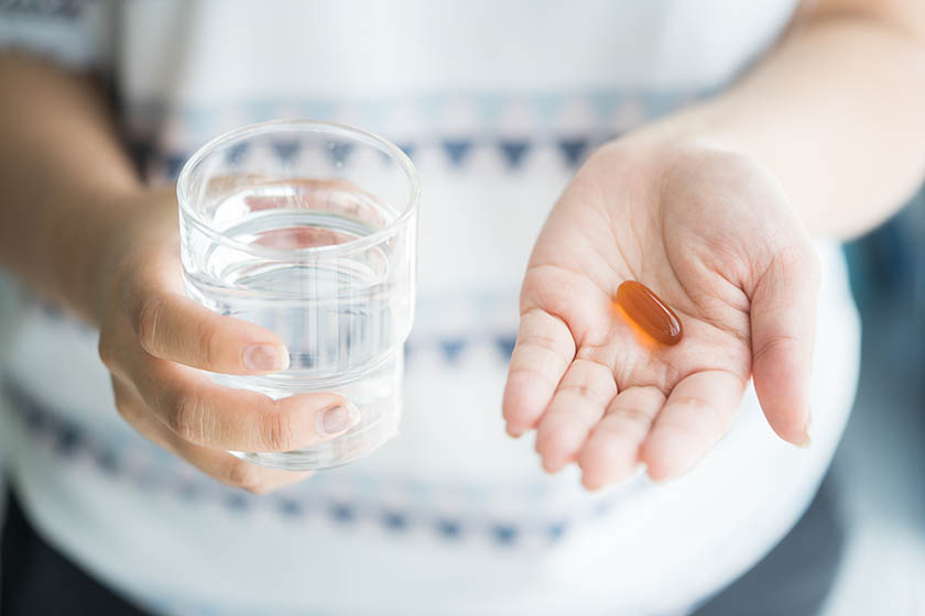 Relatie tussen gebruik omega 6 tijdens zwangerschap en overgewicht kind