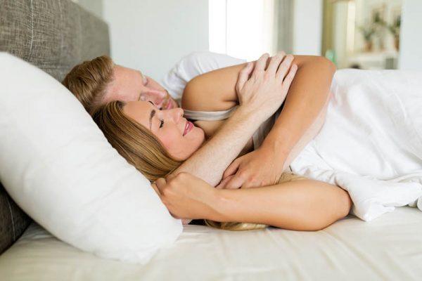 Vrijen na de bevalling