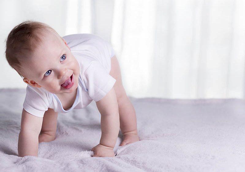 Hoe je baby leert lopen