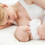 Borstvoeding geven is ook gezond voor de moeder