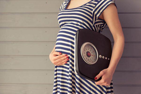 Voeding en gewichtstoename tijdens de zwangerschap