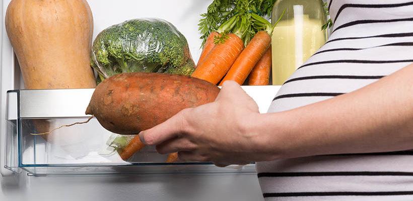Het eten van aardappelen vergroot het risico op zwangerschapsdiabetes