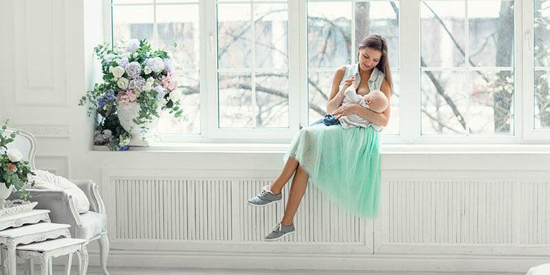 Borstvoeding geven - alles wat je moet weten