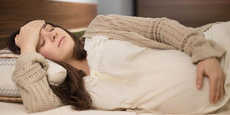 Zwangerschapsmisselijkheid wat doe je er tegen